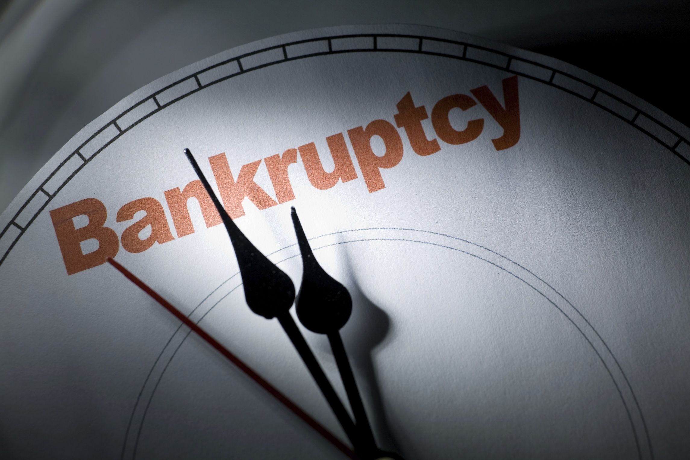 does filing for bankruptcy hurt you