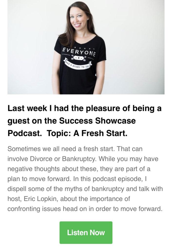 Podcast for blog